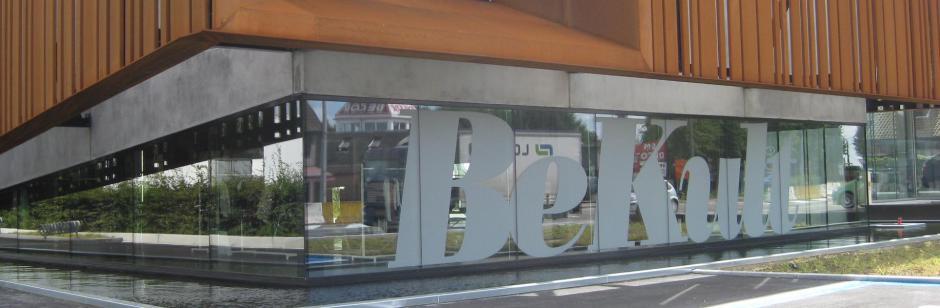 Architecturaal glas - Isolerend dubbele beglazing van AGC Mirodan Bouwglas