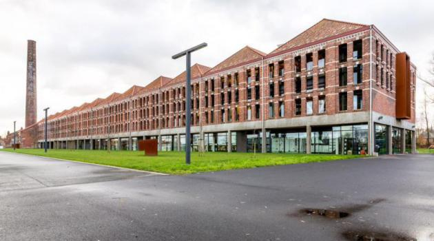 Droogloodsen Architectural (Kortrijk) - Droogloodsen Courtrai